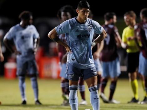 Alan Pulido en MLS 2021: en camino a la mejor temporada de su carrera