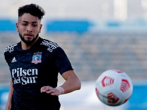 """Rojas: """"Me terminó gustando más la posición de lateral que central"""""""