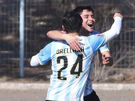 Magallanes derrotó en un estrecho partido a Unión San Felipe en la B
