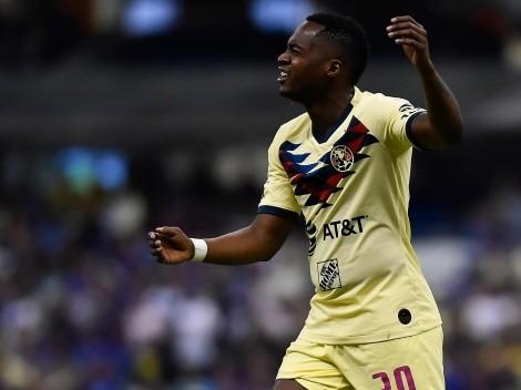 América buscó refuerzo de MLS pero se conformó con Renato Ibarra