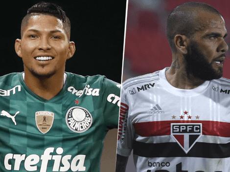 ◉EN VIVO: Palmeiras vs. San Pablo