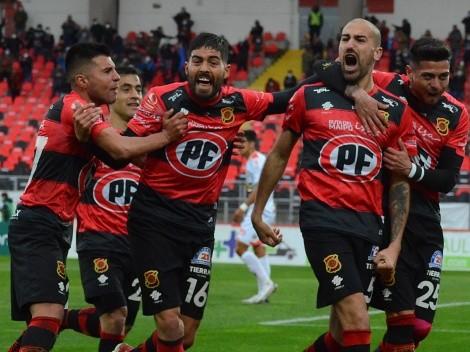 Rangers de Talca golea y humilla a Cobreloa en la Primera B