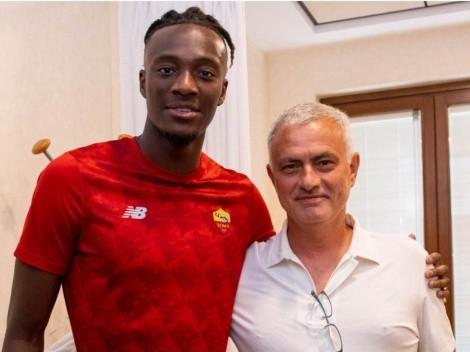Jose Mourinho celebra: Roma anuncia al reemplazante de Edin Dzeko