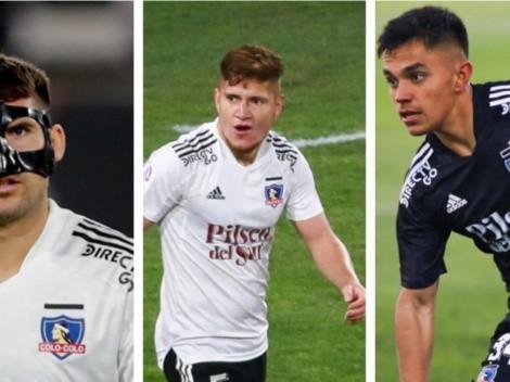 """PF de Colo Colo: """"Gil, Pizarro y Fuentes son una máquina de correr"""""""