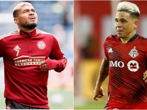 Josef Martínez vs Yeferson Soteldo: Duelo de titanes en la MLS