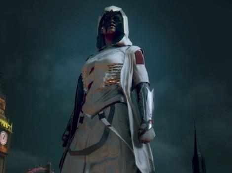 Watch Dogs: Legion lanza un trailer de su crossover con Assassin's Creed