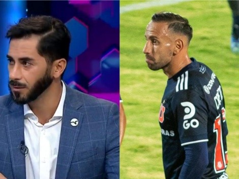 Herrera pide paciencia para Marcelo Cañete en la U