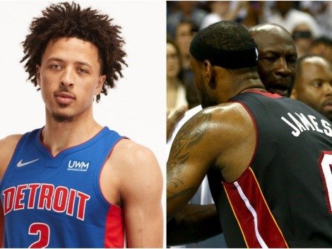 El novato NBA que eligió a LeBron por encima de Jordan como el GOAT