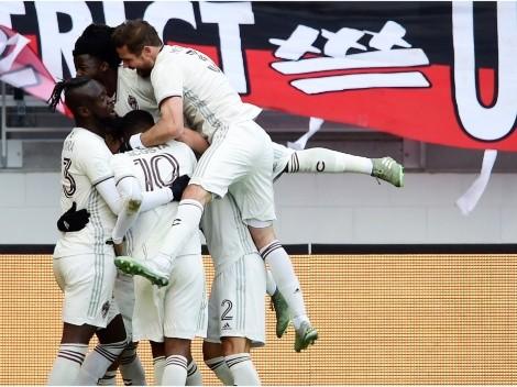 Colorado Rapids abrió el marcador de penal ante Los Angeles Galaxy