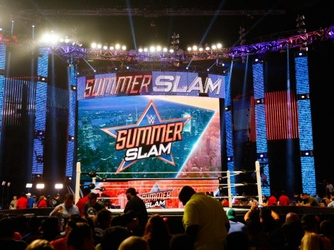 Cartelera completa del WWE SummerSlam 2021