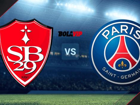 PSG vs. Brest por la Ligue 1 si Messi y Neymar: Hora y canales de TV para seguir EN VIVO el partido