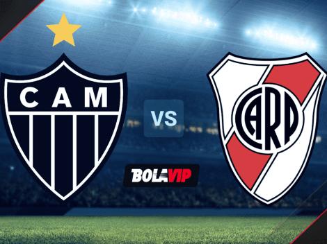 Atlético Mineiro vs. River Plate por la Copa Libertadores: día, hora y TV del partido de vuelta de los cuartos de final