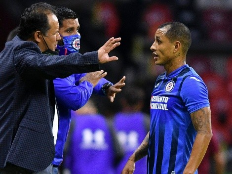 Las motivadoras palabras de Juan Reynoso previo al duelo ante Toluca