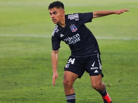 Colo Colo no quiere dejar partir a Vicente Pizarro y trabaja en su renovación
