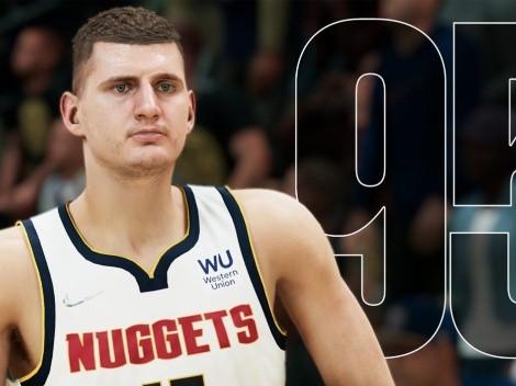 Ratings NBA 2K22: Los 10 mejores jugadores