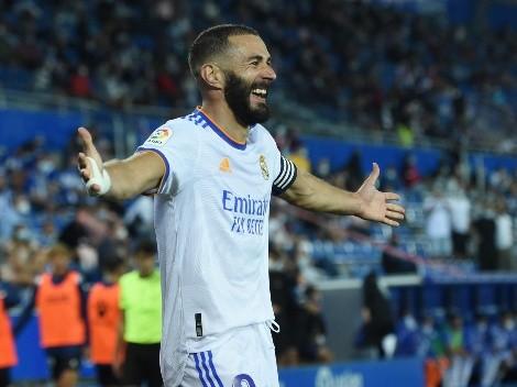 Karim Benzema renovará con Real Madrid y quiere lograr algo que nunca pudo en La Liga