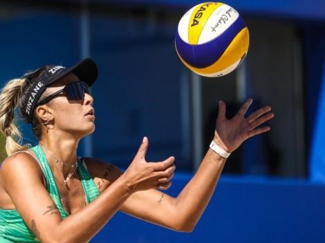 Brasil terá três duplas na etapa de Praga do Circuito Mundial de vôlei de praia