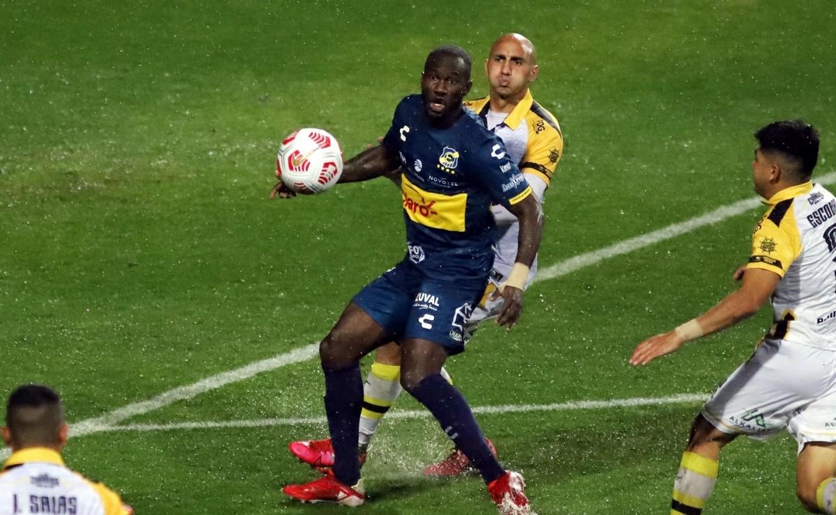 Everton vs Coquimbo Unido: Resultado, goles y jugadas por la semifinal ida de la Copa Chile 2021
