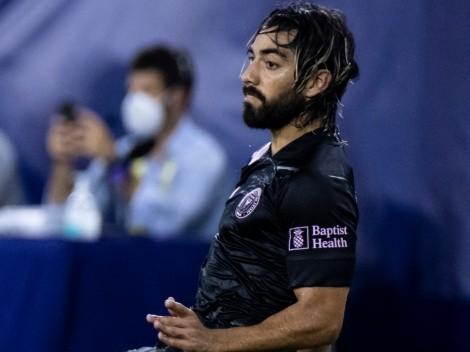 Inter Miami venció a Chicago Fire de local con gol agónico de Rodolfo Pizarro