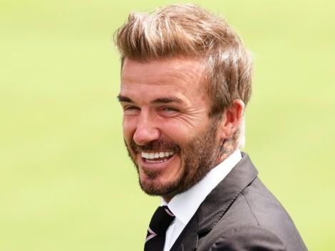 VIDEO: La reacción de David Beckham tras el fallo de Gonzalo Higuaín
