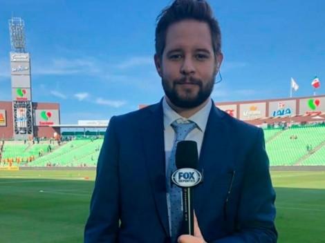 Otra baja para Fox Sports: El 'Pollo' Ortiz sorprende con su despedida