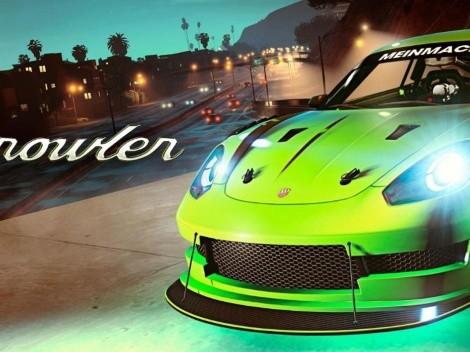 El Pfister Growler llega al GTA Online como nuevo auto para el Club de Coches LS