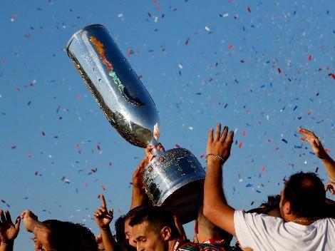 La final de la Copa Chile se jugará el primer fin de semana de septiembre