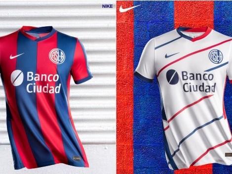 De estreno: Así luce la nueva camiseta de San Lorenzo
