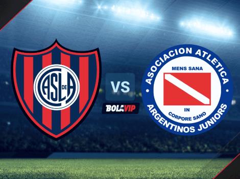Cuándo juegan San Lorenzo vs. Argentinos Juniors por la Liga Profesional: día, hora y canal de TV