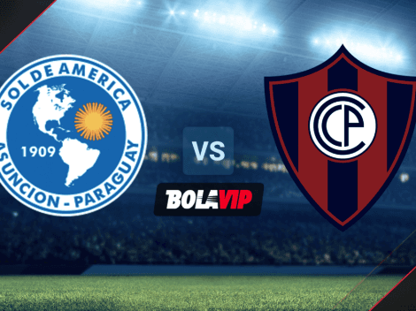 Qué canal transmite Sol de América vs. Cerro Porteño por la Copa de Primera Tigo de Paraguay 2021