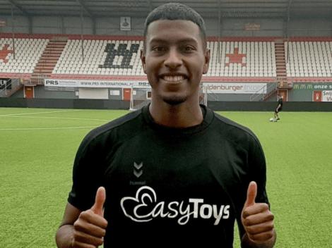 Sin ofertas claras: Miguel Araujo regresó al FC Emmen y jugaría la segunda división