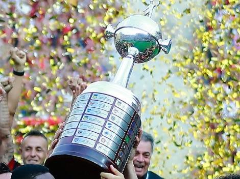 Así quedaron los cruces semifinales de la Copa Libertadores 2021