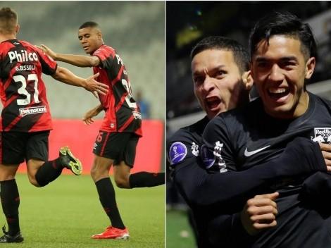 Copa Sul-Americana: Athletico e RB Bragantino sobrevivem, e enfrentarão Peñarol e Libertad; veja a ordem dos mandos e as possíveis datas