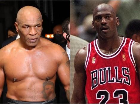 """La acusación de Tyson a Jordan: """"Sé que estuviste con mi mujer"""""""
