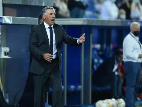 Con una importante baja, el 11 que de Real Madrid para visitar a Levante