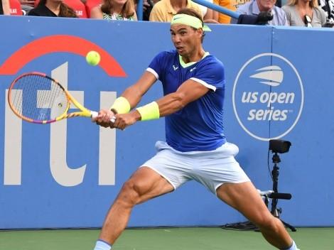 Rafael Nadal encerra a temporada e não joga o US Open: 'Venho sofrendo muito mais do que deveria com meu pé'