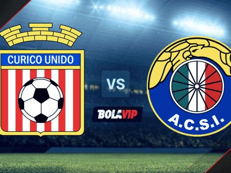 Qué canal transmite Curicó Unido vs. Audax Italiano por el Campeonato PlanVital