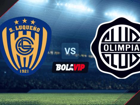 Qué canal transmite Sportivo Luqueño vs. Olimpia por la Copa de Primera Tigo de Paraguay 2021