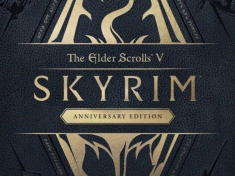 Bethesda anuncia Skyrim Anniversary Edition para PC y consolas