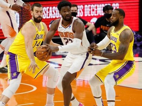 Tiene contrato con Los Angeles Lakers pero Marc Gasol está cerca de partir