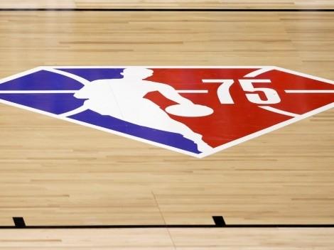 OFICIAL: el calendario completo de la temporada 2021-22 de NBA