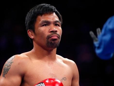 VER en USA   Manny Pacquiao vs. Yordenis Ugas: Pronóstico, fecha, hora y canal de TV para ver EN VIVO ONLINE la pelea por el título wélter de la AMB