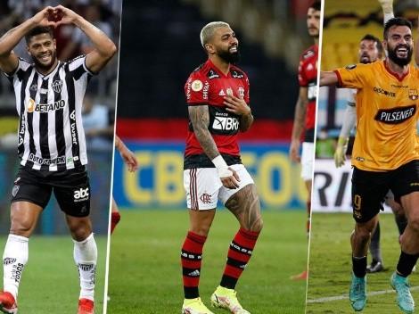 Puros cracks semifinalistas: el equipo de la semana de la Copa Libertadores