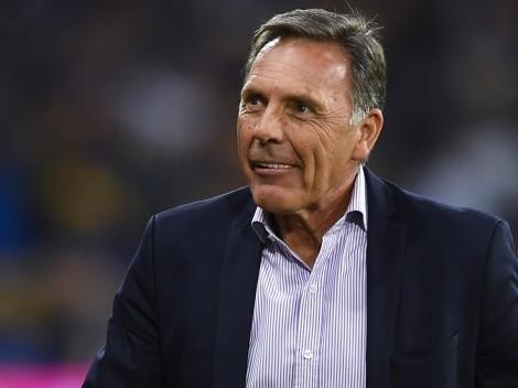 Llegó una oferta de la Selección de Venezuela para Miguel Ángel Russo