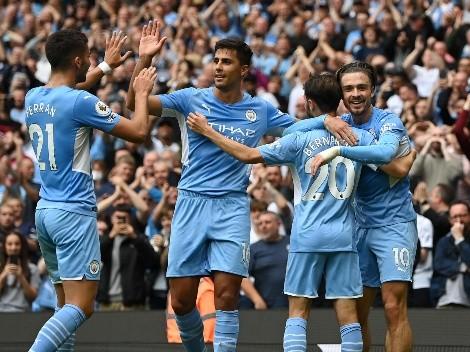 Com boa atuação de Gabriel Jesus, Manchester City goleia o Norwich City em casa