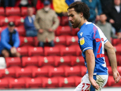 Brereton Díaz anota en la derrota del Blackburn Rovers