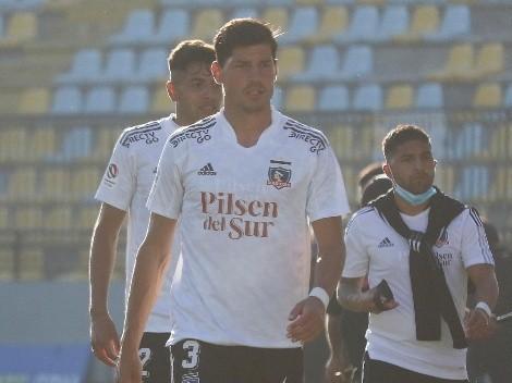 Colo Colo confirma formación para enfrentar a Antofagasta