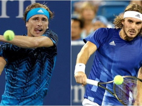 Alexander Zverev vs Stefanos Tsitsipas: Predictions, odds and how to watch the Cincinnati Masters 2021 semifinals in the US today