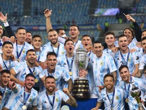 Un campeón de América se acerca al Inter para jugar con Lautaro Martínez