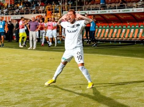 Martín Rodríguez se luce con golazo en el Altay Spor de Turquía